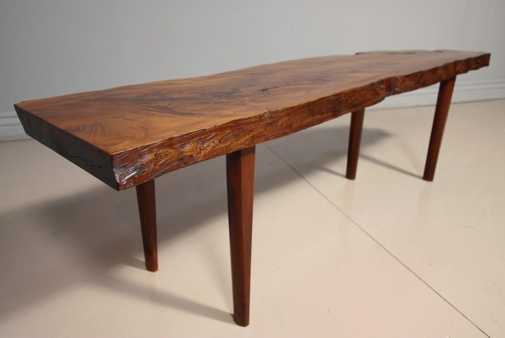 Antiques Atlas 1950 39 S Yew Wood Coffee Table