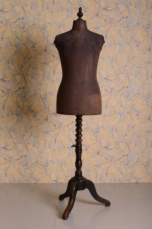 Antiques Atlas 19th Century English Antique Tailor S Dummy
