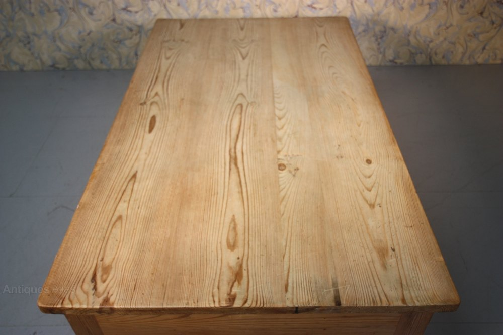 English Edwardian Antique Pine Coffee Table Antiques Atlas