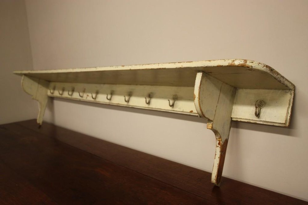 Image Result For Kitchen Shelf With Hooks