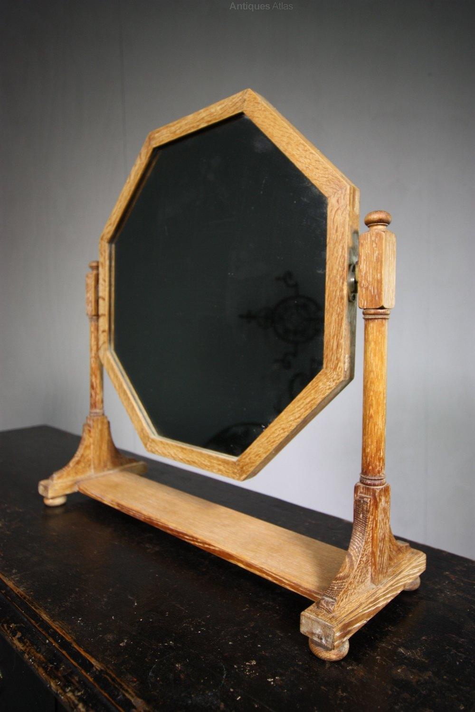 Antiques Atlas Heals 1920 S Oak Vanity Mirror