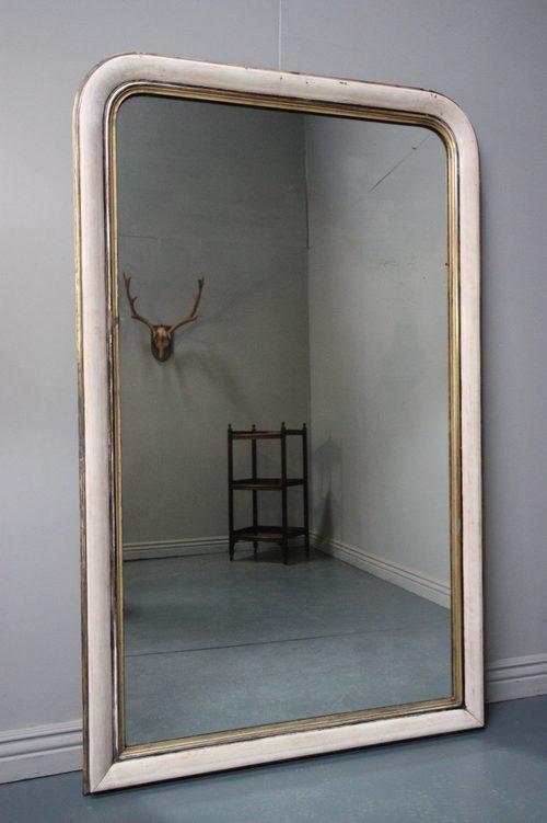 Antiques Atlas Huge Elegant Antique Gilt Mirror