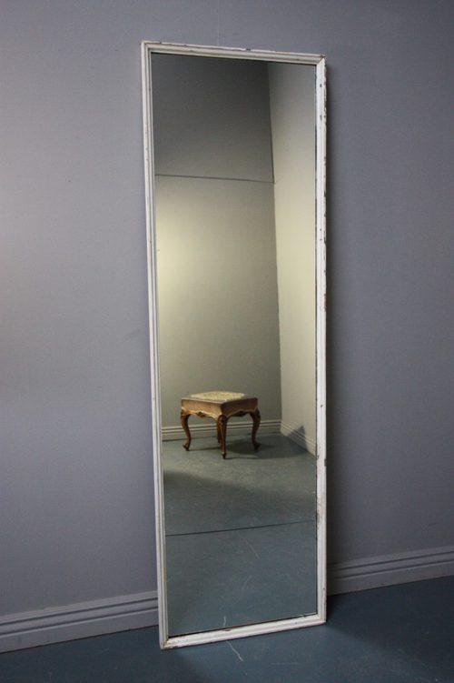 Antiques Atlas Tall Elegant Antique Shop Fitting Mirror