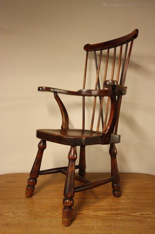 Unusual design english antique windsor chair antiques atlas for English chair design