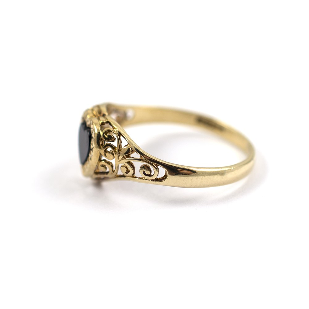 Black Diamond Ring Birmingham