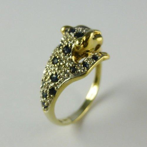 Masonic Wedding Band 13 Good  leopard ring