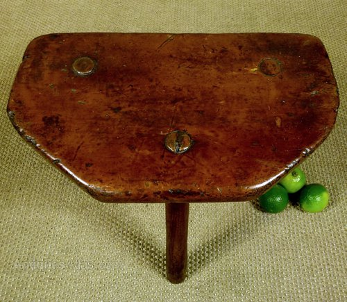 19thc 3 Legged Stool Antiques Atlas
