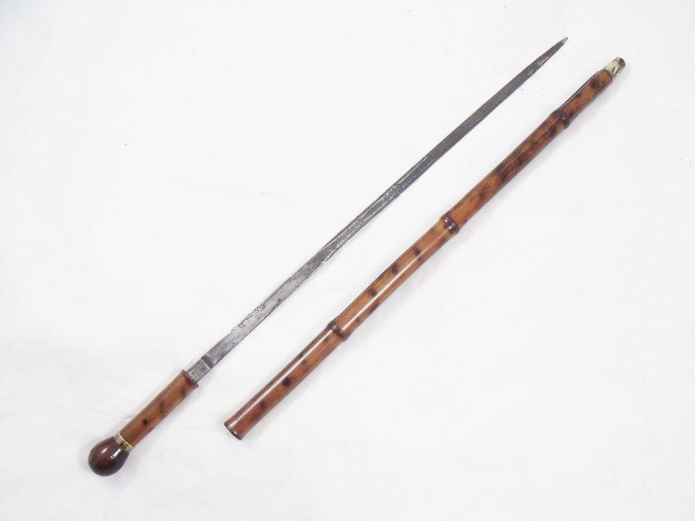 Antiques Atlas 19th C Sword Stick