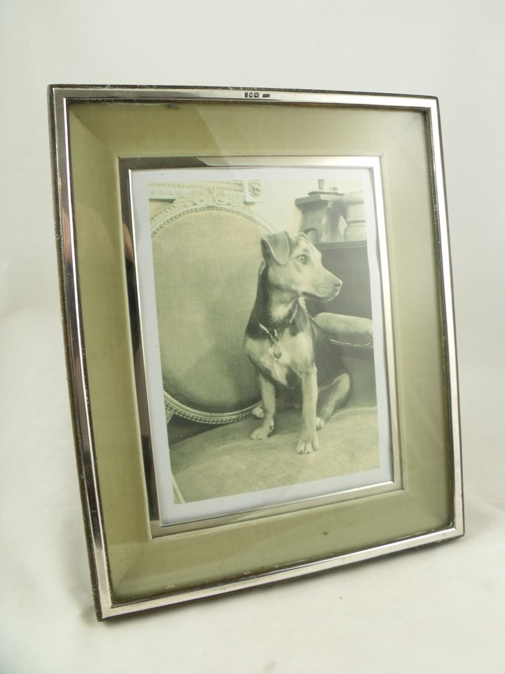 Antiques Atlas - Silver Picture Frame