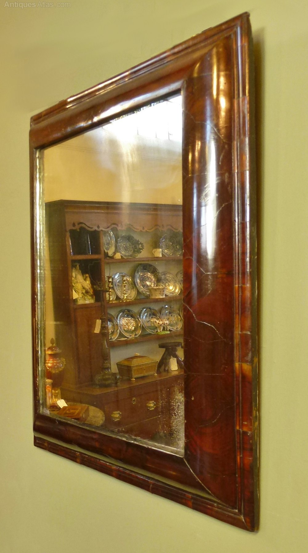 Antiques Atlas William Amp Mary Wall Mirror