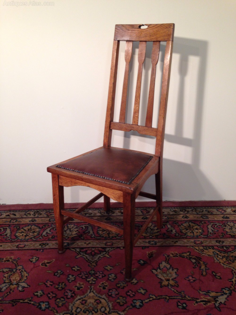 Scottish Arts And Crafts Dining Chairs - Antiques Atlas