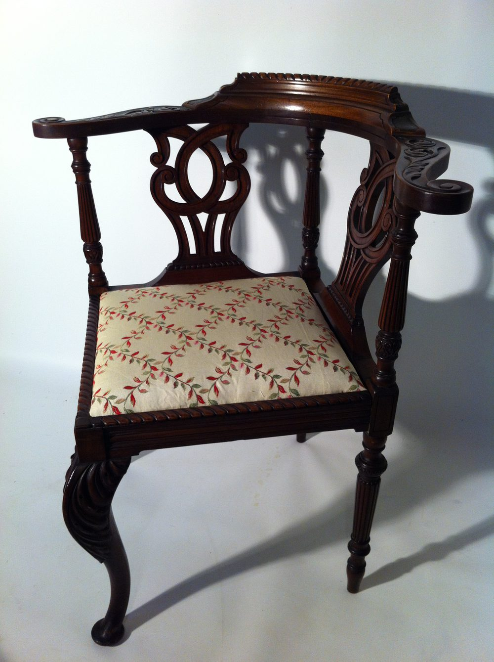 Victorian Corner Chair Antiques Atlas