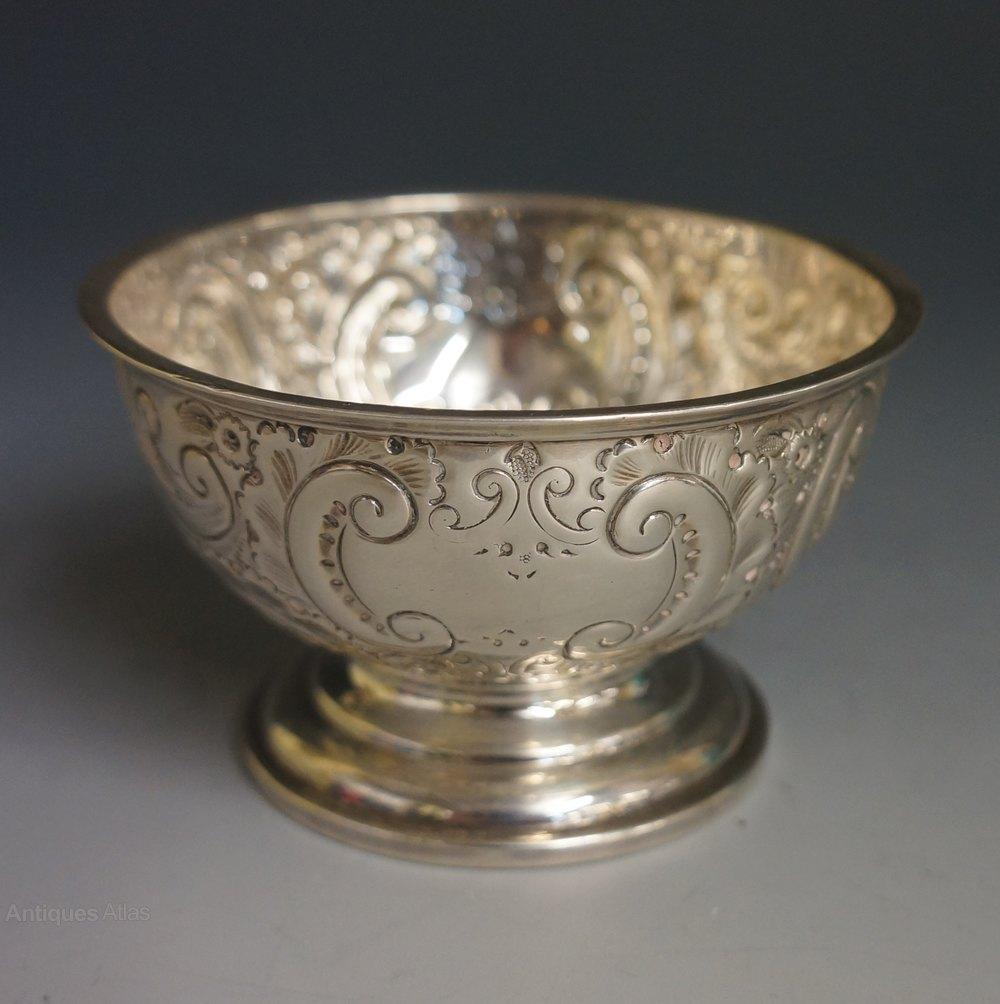 Antiques Atlas - An Edwardian Silver Bowl