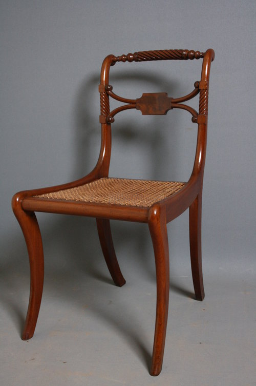 - Regency Chair - Antiques Atlas