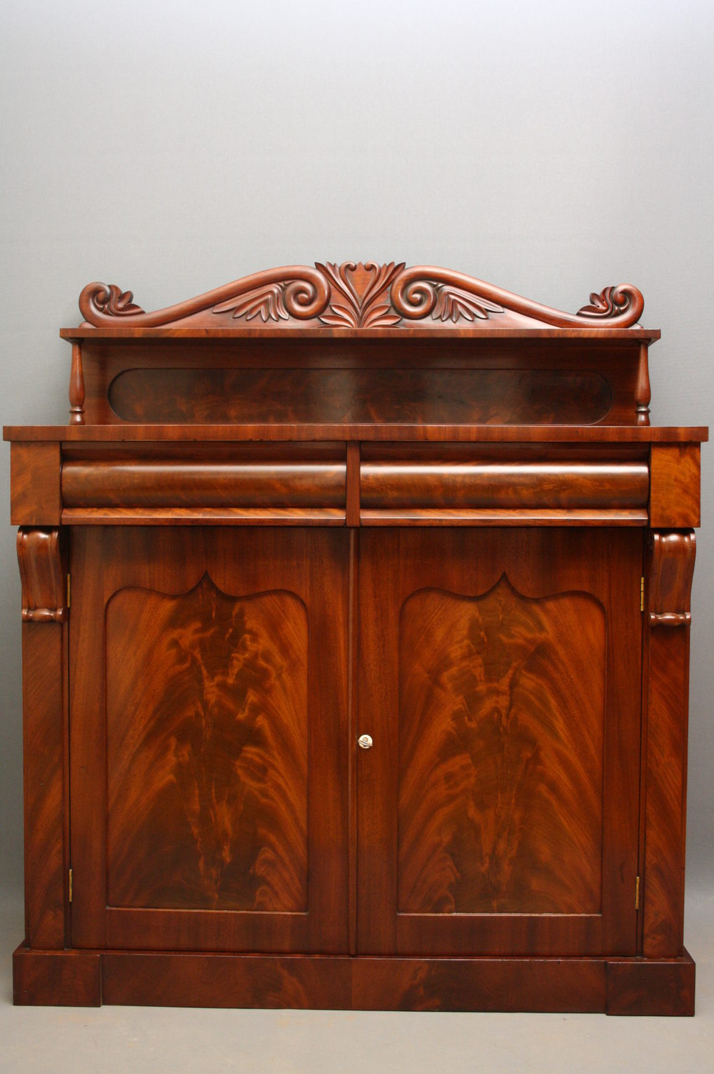 william iv chiffonier antiques atlas. Black Bedroom Furniture Sets. Home Design Ideas