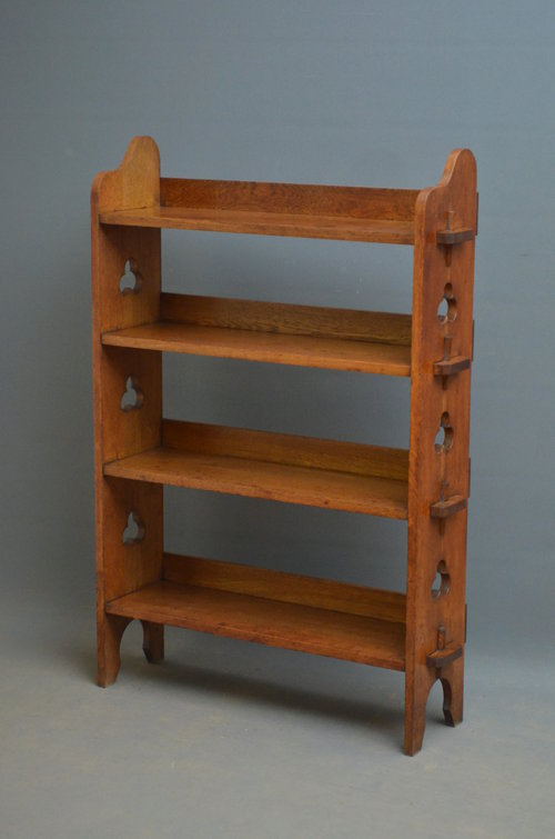 Arts And Crafts Bookshelves Open Bookcase Antiques Atlas – Arts and Crafts Bookcases