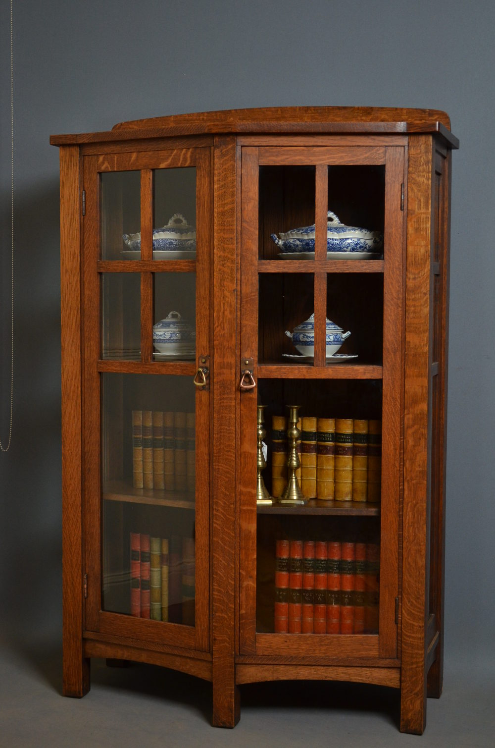 arts and crafts display cabinet antiques atlas