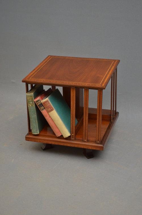 Amazing Attractive Table Top Revolving Bookcase ...