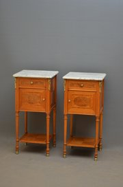 Continental Antique Bedside Cabinets And Other Bedroom Furniture Antiques Atlas