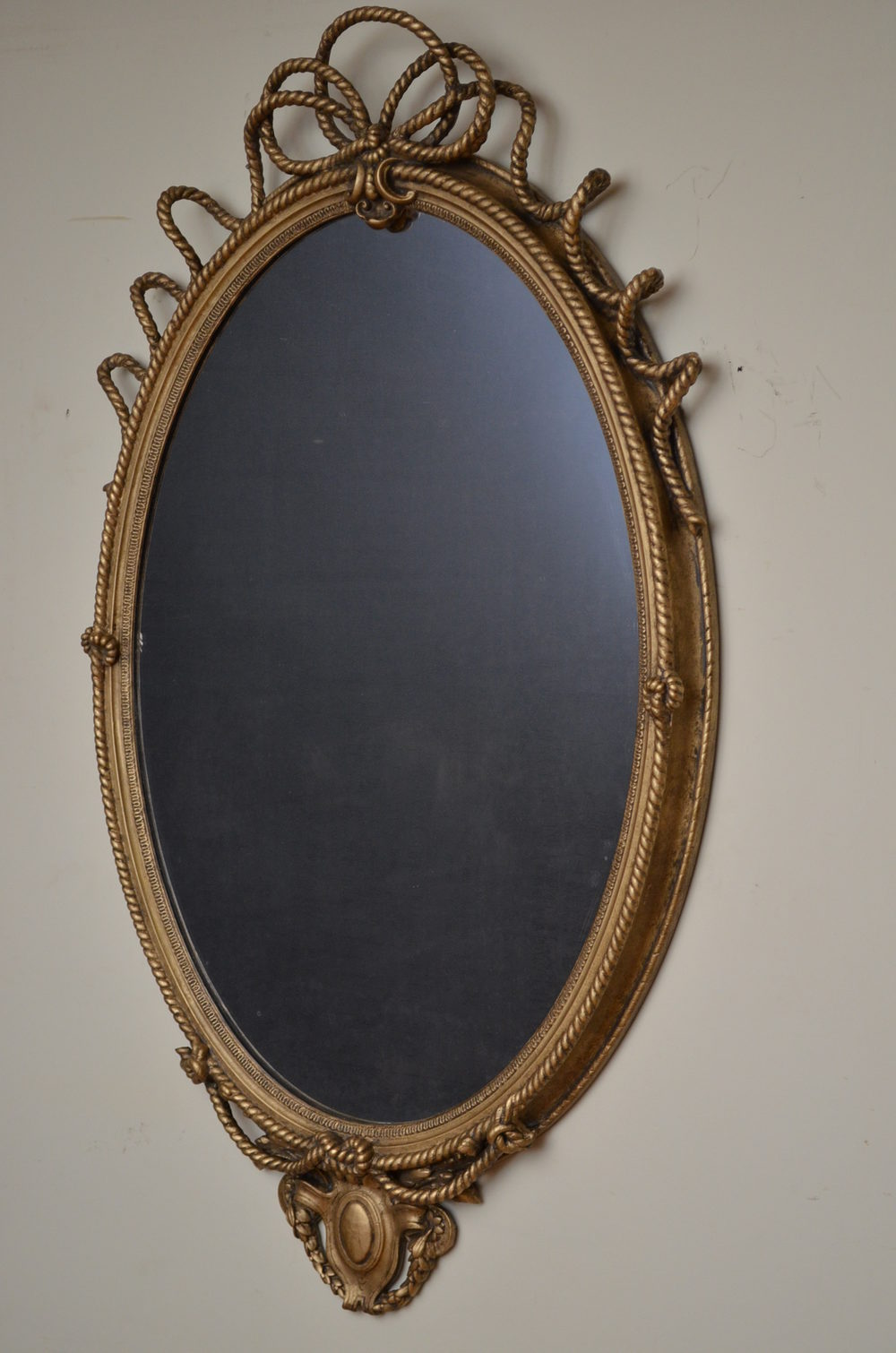 Antiques atlas early victorian mirror for Victorian mirror