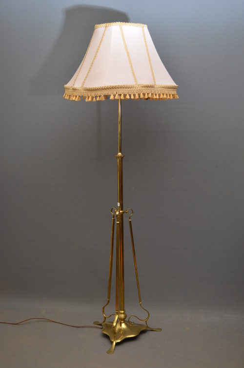 Antiques Atlas Early XX Century Floor Lamp : EarlyXXCenturyFloorLampas006a2355b from www.antiques-atlas.com size 500 x 755 jpeg 25kB