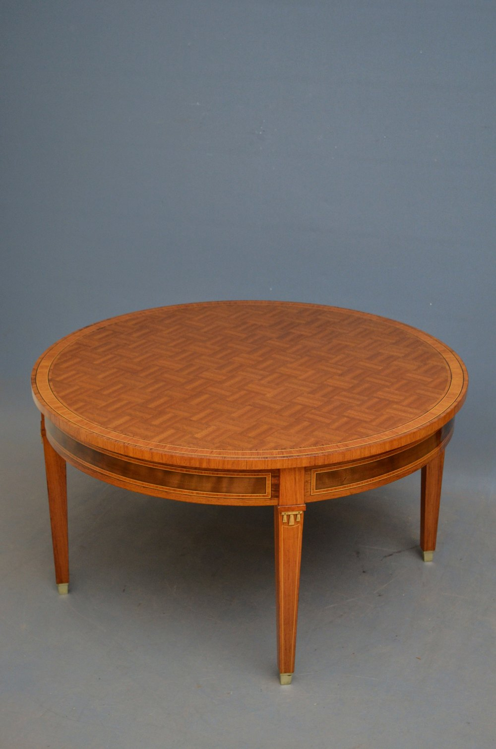 Early Xx Rosewood And Inlaid Coffee Table Antiques Atlas