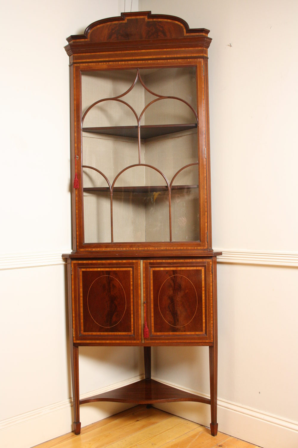 Edwardian Corner Cabinet Antiques Atlas