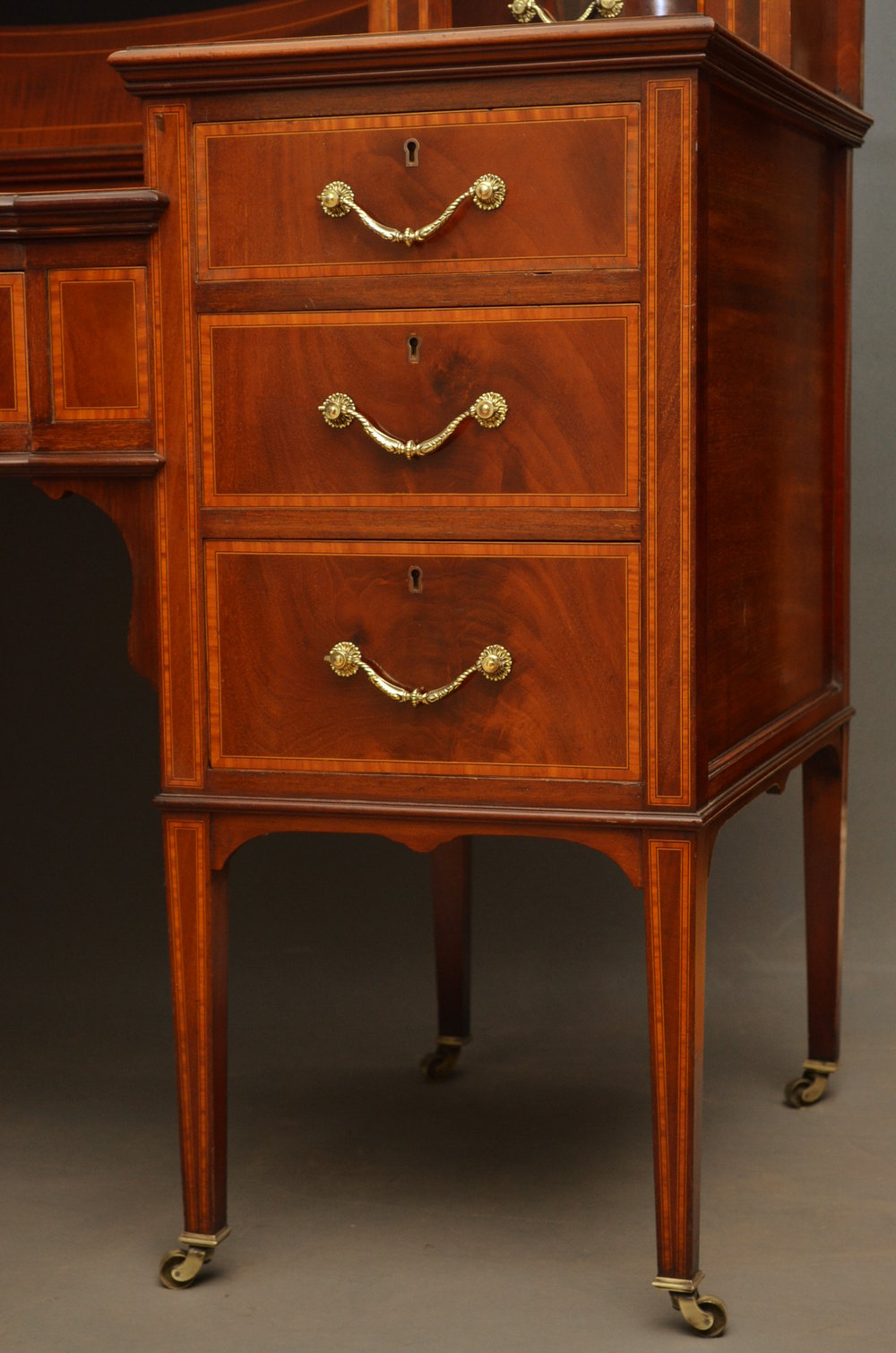 Edwardian Dressing Table By Maple Amp Co Antiques Atlas