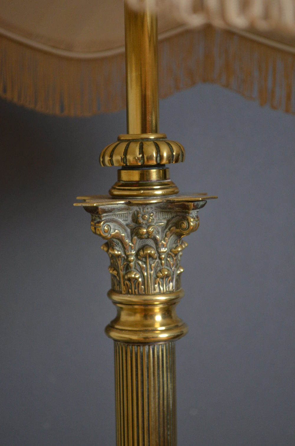 Antiques Atlas Victorian Floor Lamp