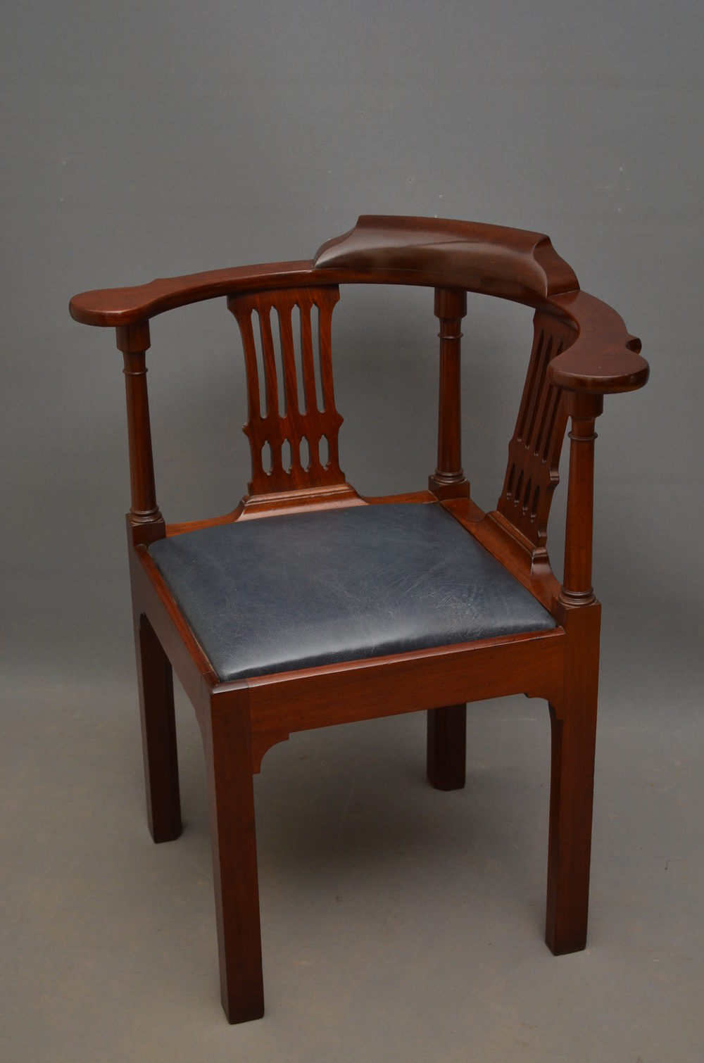 Georgian Corner Chair Antiques Atlas