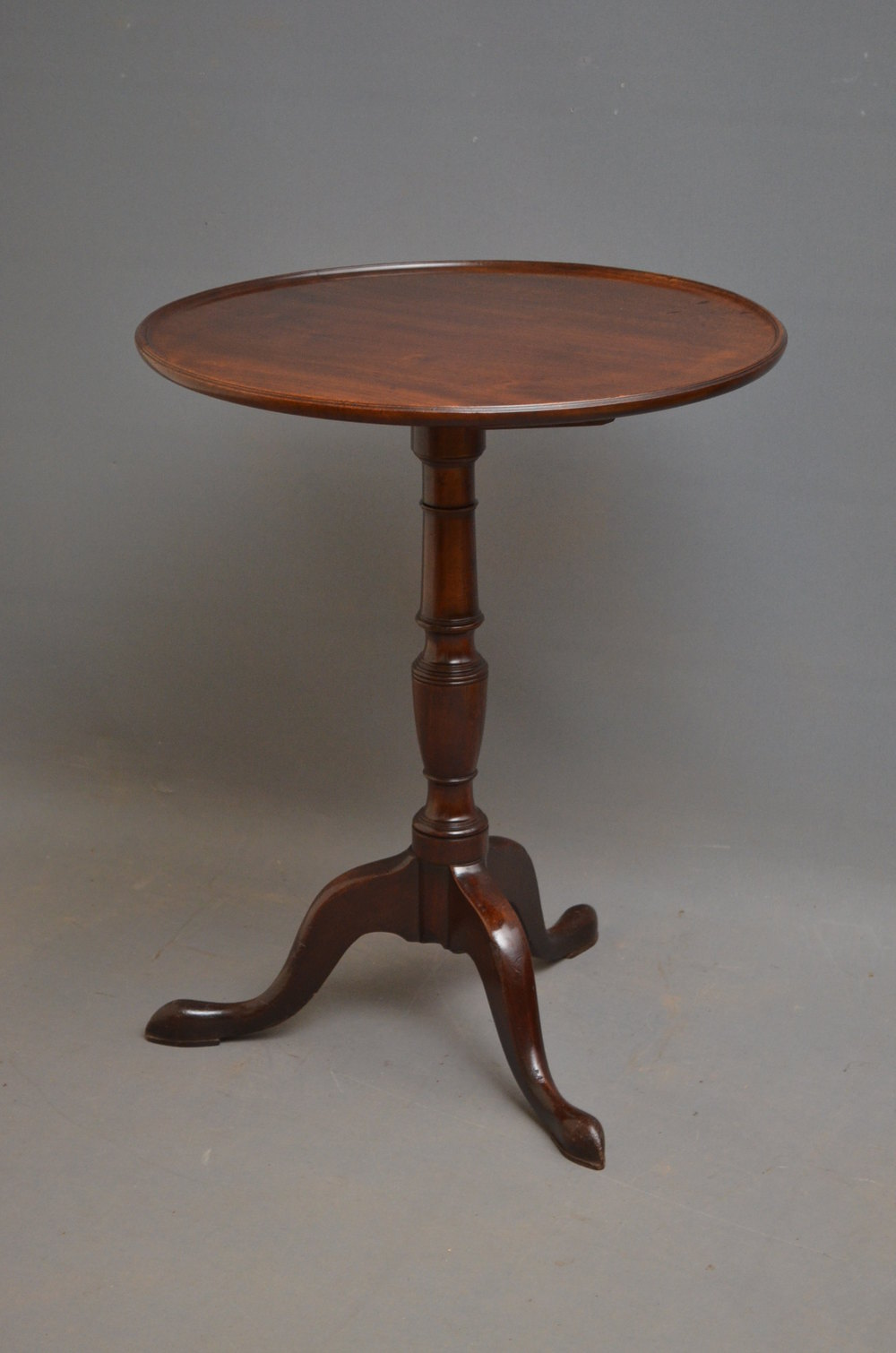 Georgian occasional table antiques atlas for Occasional tables