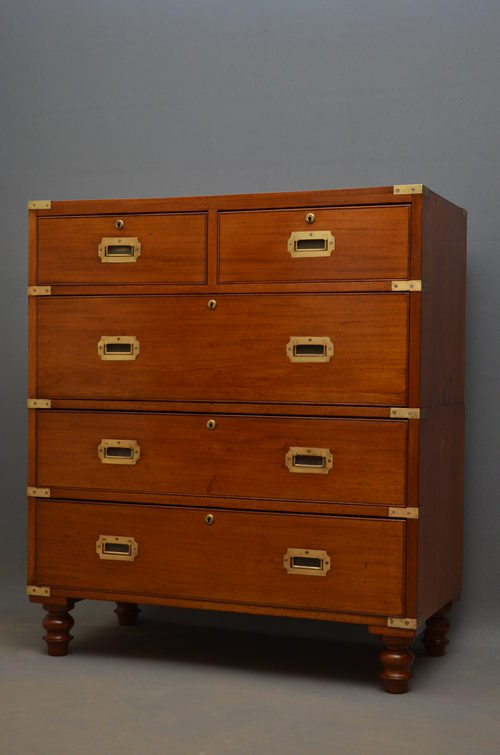 Military Chest Drawers Antiques Atlas