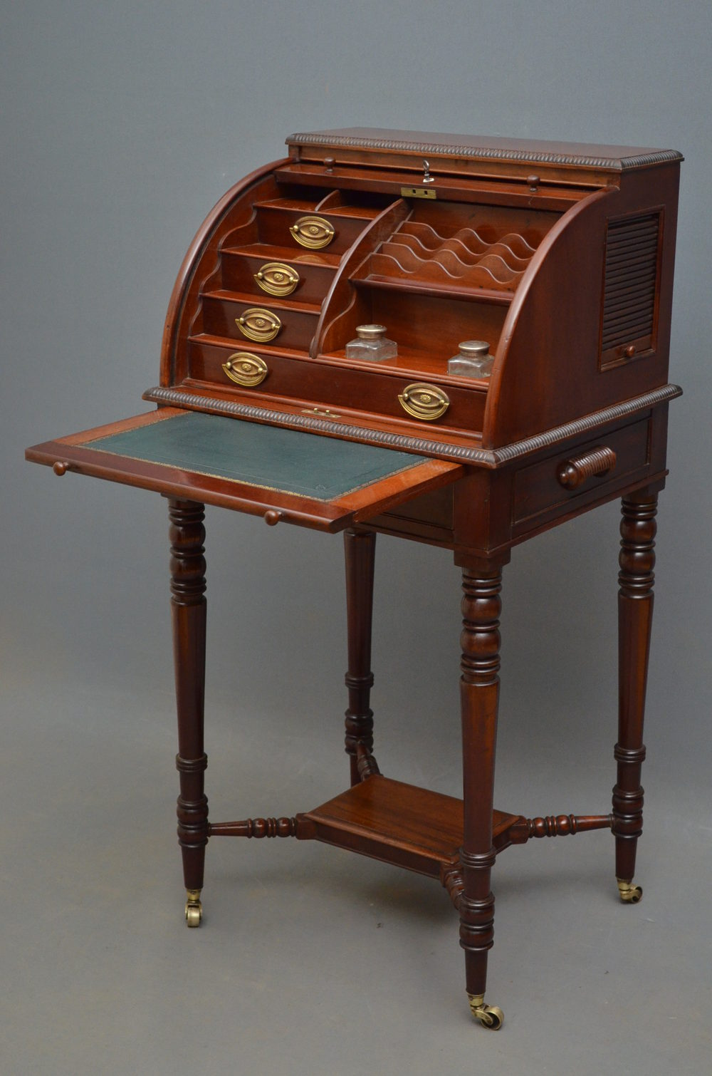 Antique Writing Desk ~ Regency writing desk bureau antiques atlas