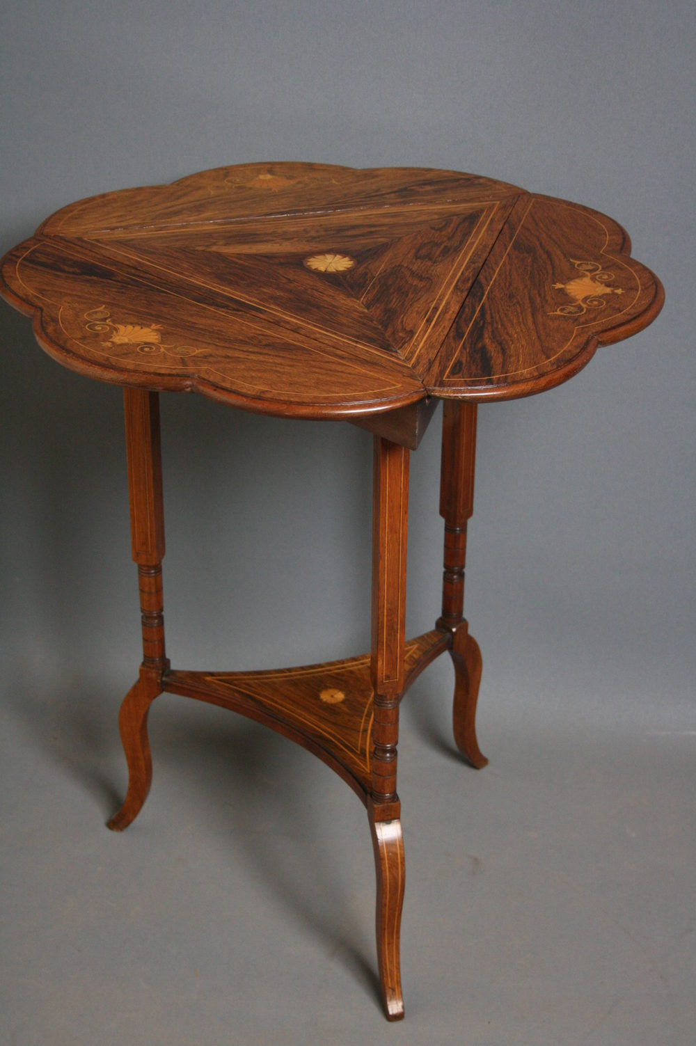 Edwardian occasional table in rosewood antiques atlas for Occasional tables