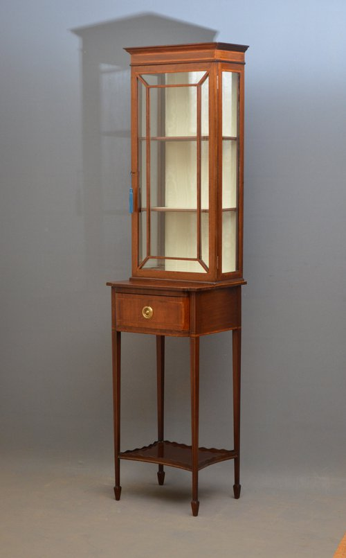 tall skinny china cabinet 3