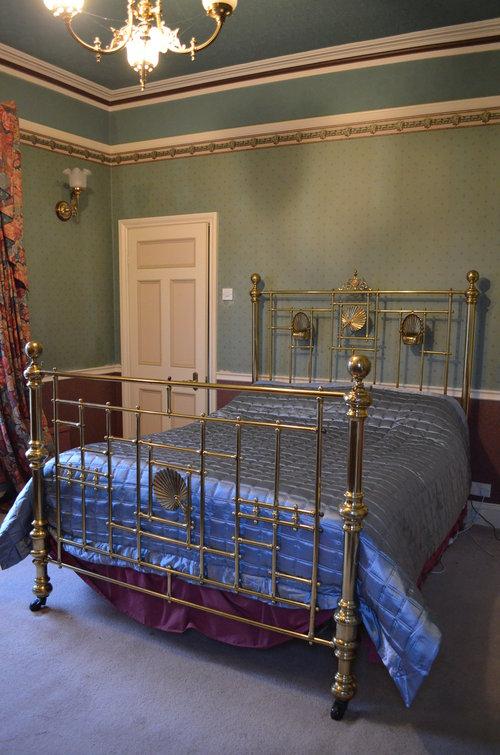 Victorian Brass Bed Kingsize 5ft X 6 6ft Antiques Atlas
