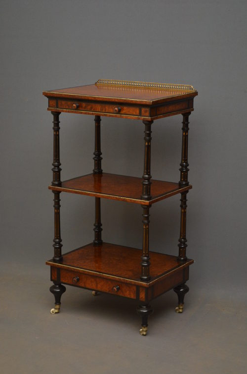 Victorian etag re antiques atlas - Etagere string vintage ...