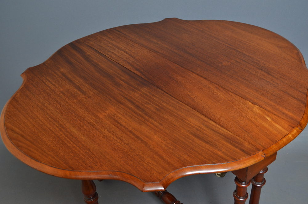 Victorian Sutherland Table In Walnut Antiques Atlas : VictorianSutherlandTableas006a2266z 2 from www.antiques-atlas.com size 1000 x 662 jpeg 92kB