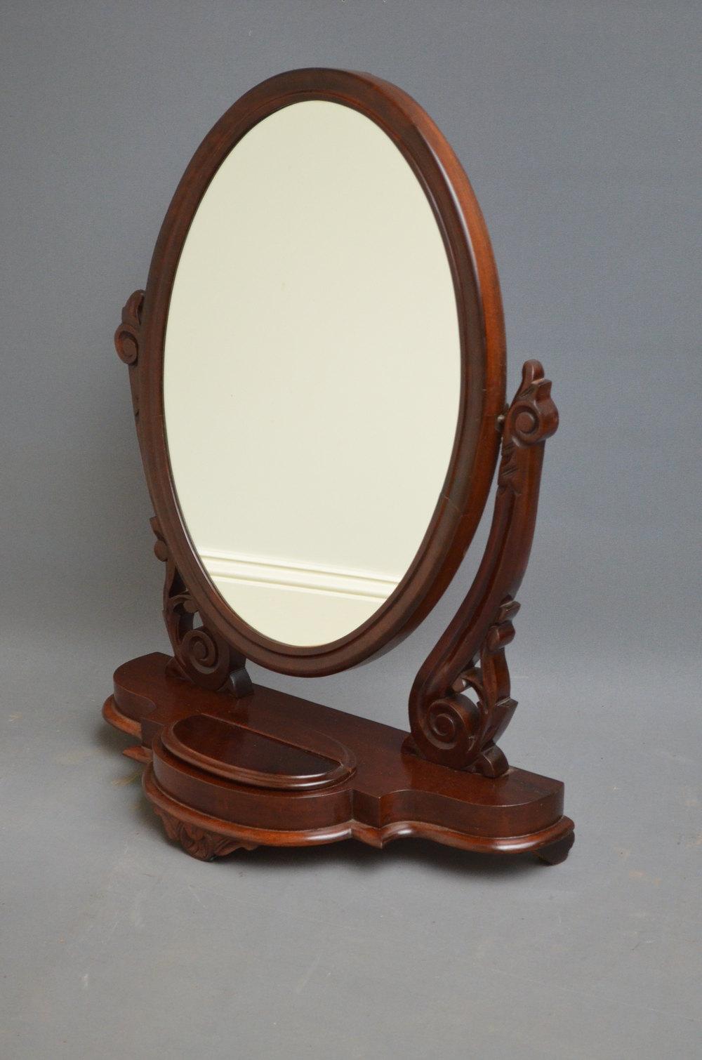 Antiques Atlas Victorian Toilet Mirror