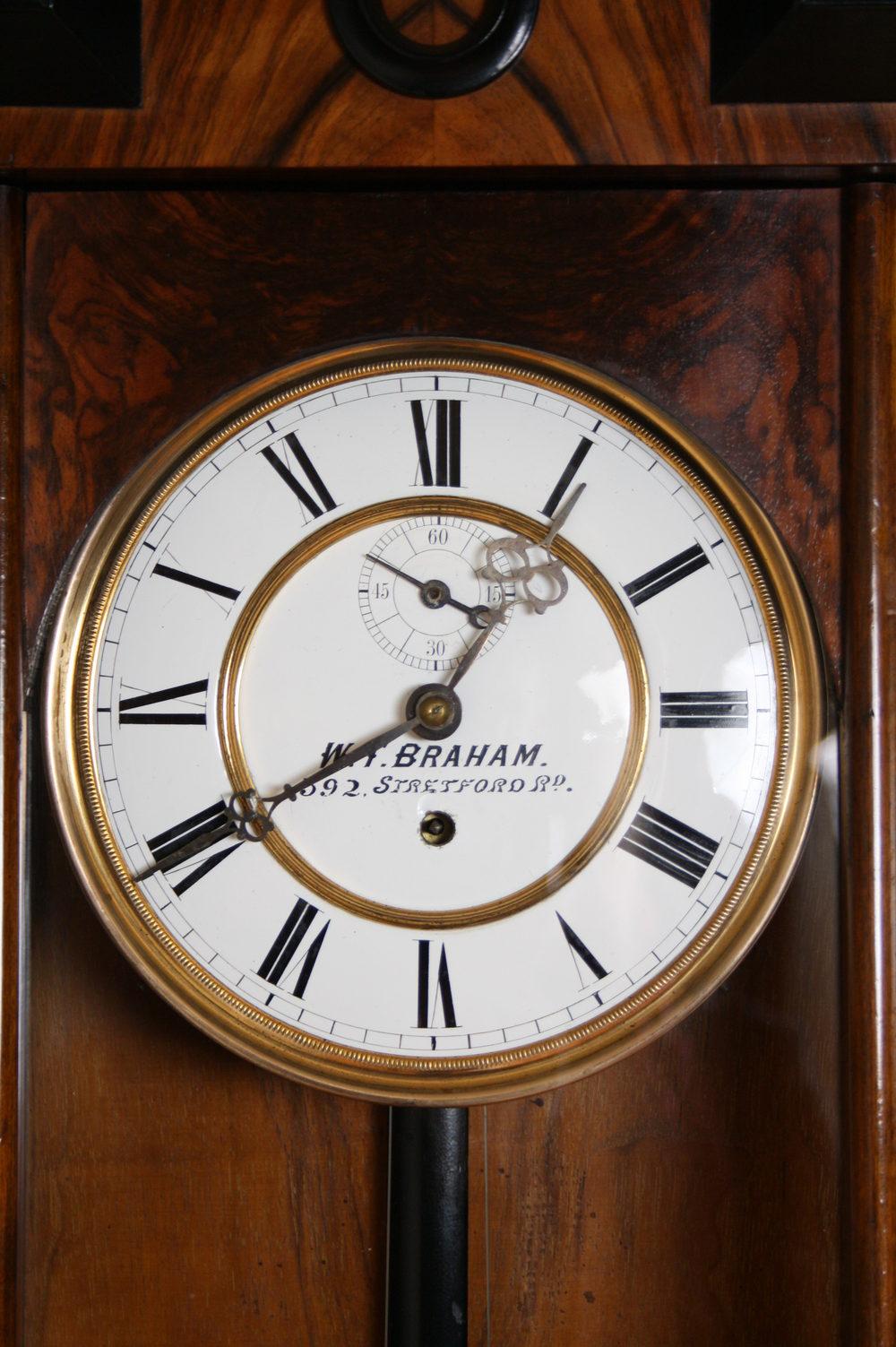 Antiques Atlas Vienna Clock