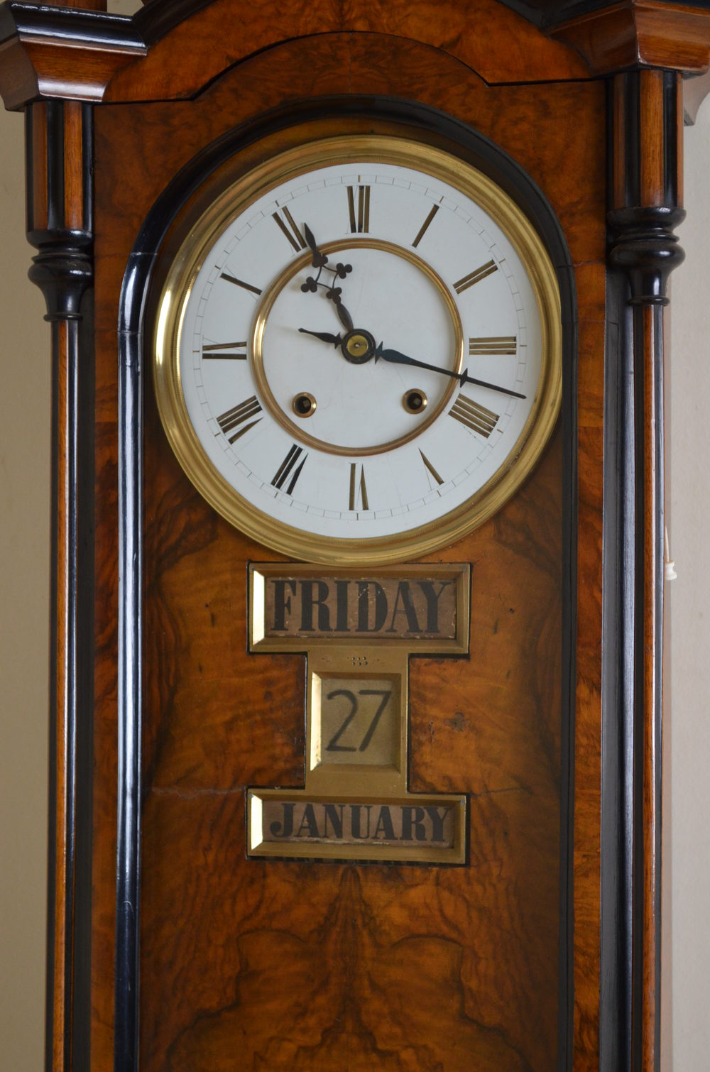 Antiques Atlas Victorian Vienna Clock