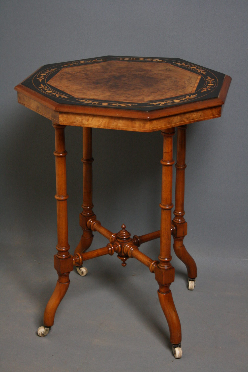 Victorian occasional table in walnut antiques atlas for Occasional tables