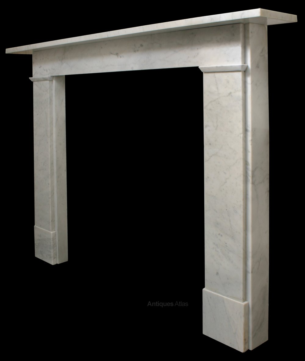 Antiques Atlas Reclaimed Victorian Marble Fireplace Surround
