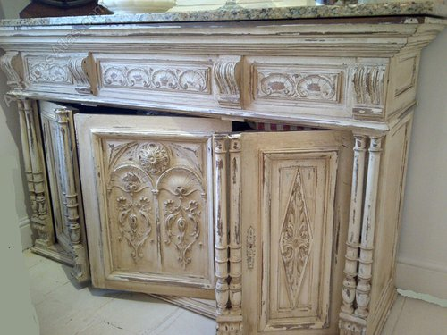 French Sideboard ... - French Sideboard - Antiques Atlas
