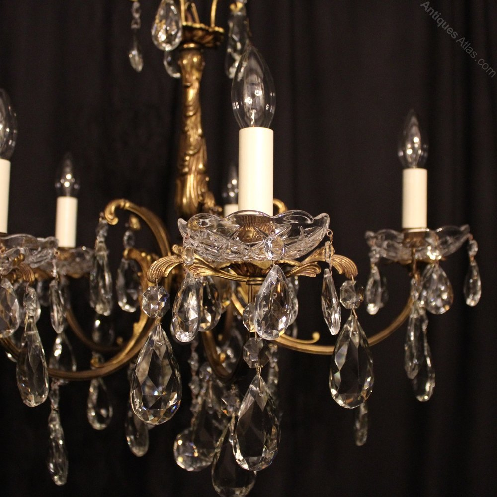 Luxury  Antique Lighting Antique Italian Chandeliers