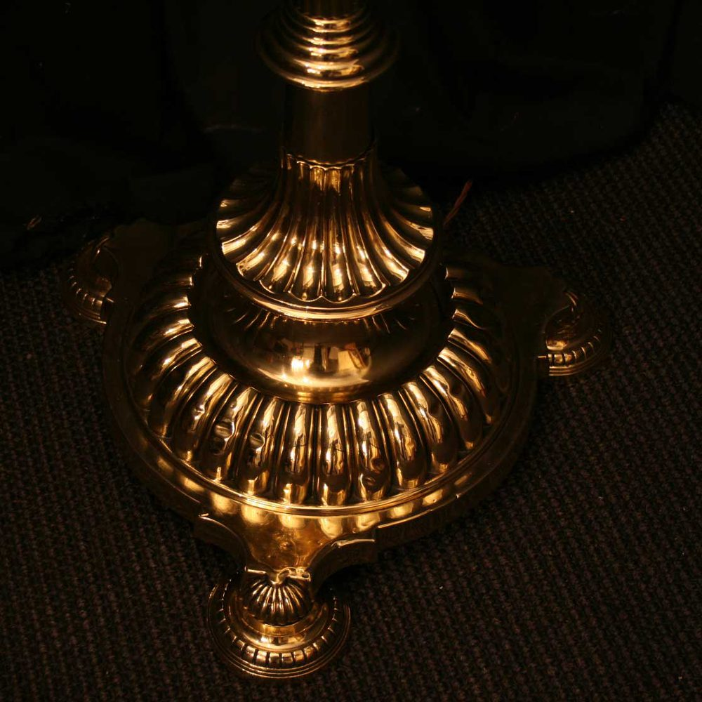 Antiques Atlas English Brass Telescopic Antique Standard