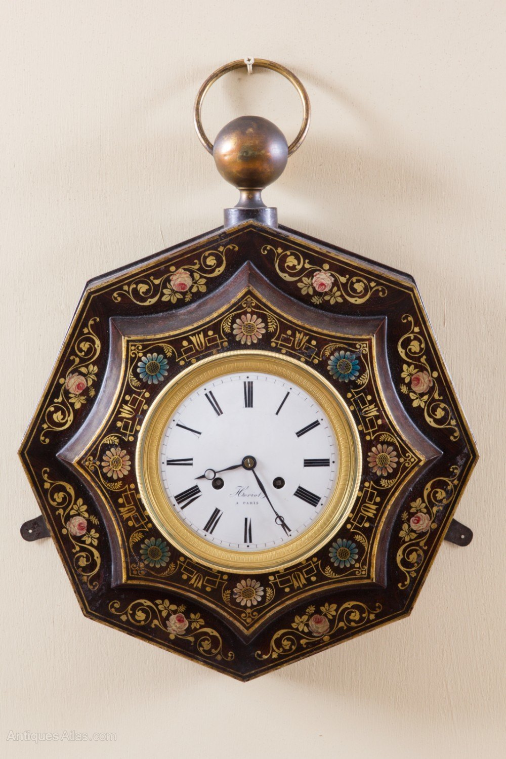 Antiques Atlas French Resturation Wall Clock