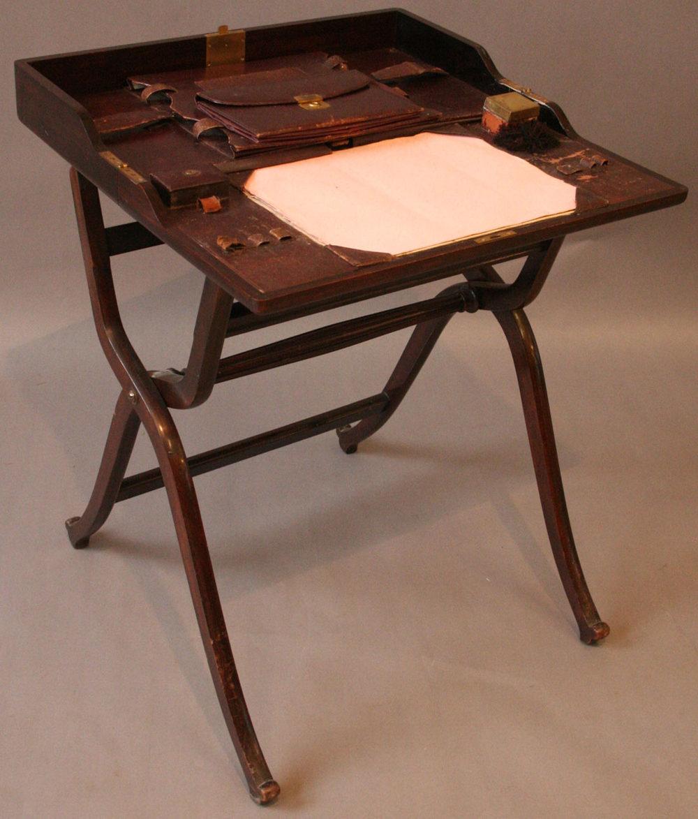 Campaign Desk Antiques Atlas
