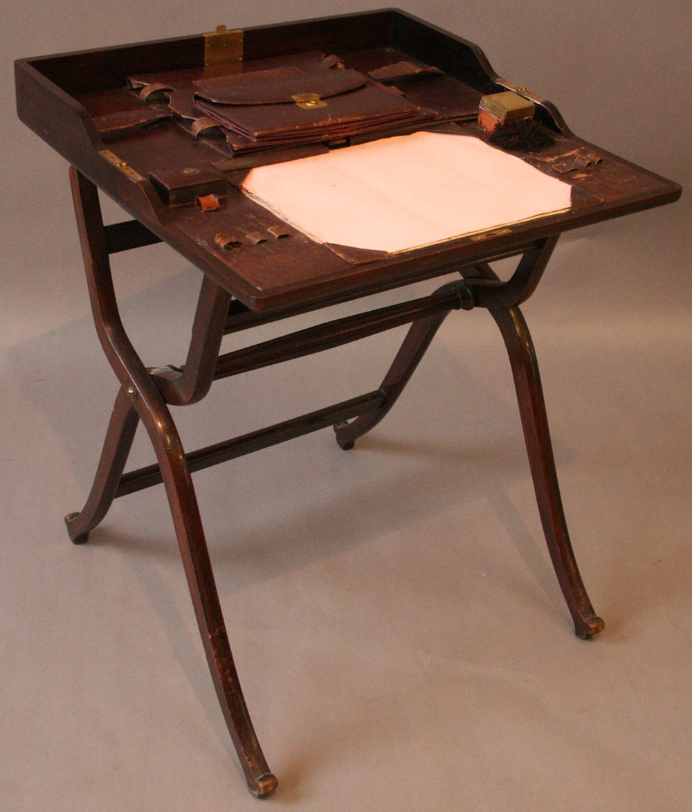 Mahogany Writing Desk For Sale