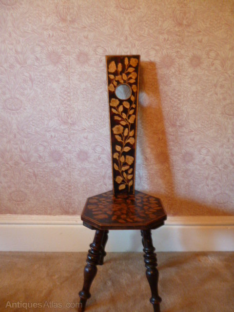 Spinning/Sewing Chair Antique ... - Spinning/Sewing Chair - Antiques Atlas